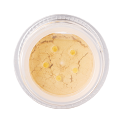Тени для век Graftobian Luster Powder Golden Glow (Цвет Golden Glow variant_hex_name DDA628)