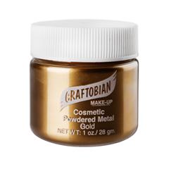 ����� Graftobian ������������� ����� Cosmetic Powder Metal Gold (���� Gold)