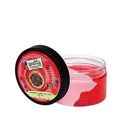 Крем для тела Tasha Парфе мерцающее двухслойное для тела с ароматом чизкейка с лесными ягодами (Цвет Чизкейк с лесными ягодами variant_hex_name e01620)