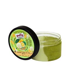 Крем для тела Tasha Парфе мерцающее двухслойное для тела с ароматом лимонно-ванильного сорбета (Цвет Лимонно-ванильный сорбет variant_hex_name 87881b)