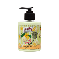 Крем для тела Tasha Сливки для тела с ароматом лимонно-ванильного сорбета (Объем 250 мл)