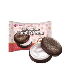Крем для рук The Saem Chocopie Hand Cream Strawberry (Объем 35 мл)