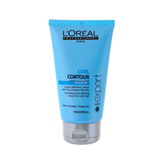 Крем LOreal Professionnel Крем для четкости завитка Expert Curl Contour Creme (Объем 150 мл)