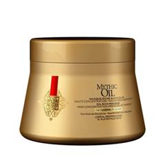 Маска LOreal Professionnel Маска для плотных волос Mythic Oil Rich Masque For Thick Hair (Объем 200 мл)