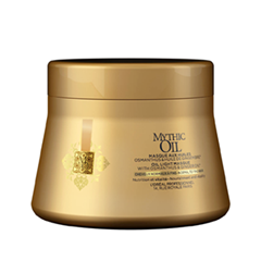 Маска LOreal Professionnel Маска для тонких волос Mythic Oil Masque For Normal To Fine Hair (Объем 200 мл)