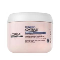 Маска LOreal Professionnel Маска-сияние Lumino Contrast Mask (Объем 200 мл)