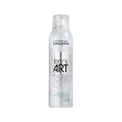Спрей для укладки L'Oreal Professionnel Спрей-мусс для объема Tecni Art Volume Lift Spray-Mousse (Объем 250 мл) chinese red bronze carved buddhism dragon figure of dragon king sculpture statue