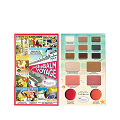 Для глаз theBalm Voyage® Vol.2 mini world mn202