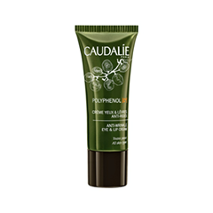 Антивозрастной уход Caudalie Крем против морщин вокруг глаз и губ Polyphenol C15 Creme Yeux Et Levres Anti-Rides (Объем 15 мл)
