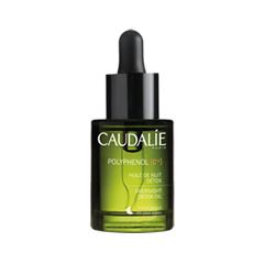 Антивозрастной уход Caudalie Ночное Детокс-Масло Polyphenol C15 Overnight Detox Oil (Объем 30 мл)