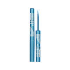 High Precision Waterproof Liquid Eye Liner 09 (Цвет 09 Shocking Blue variant_hex_name 0075A7)