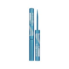 Подводка Seventeen High Precision Waterproof Liquid Eye Liner 09 (Цвет 09 Shocking Blue variant_hex_name 0075A7) seventeen high precision liner waterproof подводка для глаз водостойкая тон 09 ярко голубой 1 8 мл