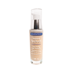 ��������� ������ Seventeen Natural Velvet Longlasting Matte Foundation 3 (���� 3 Light Beige)