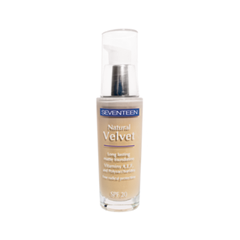 ��������� ������ Seventeen Natural Velvet Longlasting Matte Foundation 5 (���� 5 Medium Beige)