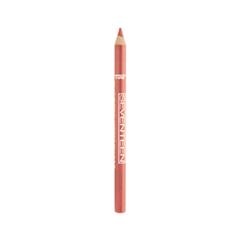 Карандаш для губ Seventeen Supersmooth Waterproof Lipliner 30 (Цвет 30 Nude Peach variant_hex_name D86351) dior тональная сыворотка diorskin nude air 023 peach 30 мл