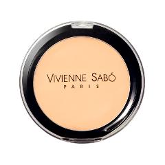 Пудра Vivienne Sabo Poudre Compacte Hydratante. Joli Moyen 02 (Цвет 02 variant_hex_name ffd0a2)