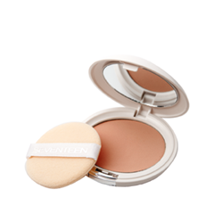 Пудра Seventeen Natural Silky Compact Powder 4 (Цвет 4 Rosy Beige)