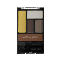 Тени для век Wet n Wild Color Icon Eye Shadow Palette Е34667 (Цвет Е34667 Melrose Face (Gold) variant_hex_name BFA452)