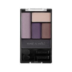 ���� ��� ��� Wet n Wild Color Icon Eye Shadow Palette �34669 (���� �34669 The Gal-lary Next Door (Purple))