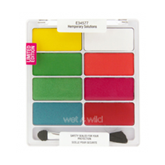 ���� ��� ��� Wet n Wild Color Icon Pigment Collection e34577 (���� e34577 Hemporary Solutions)