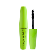 Тушь для ресниц Wet n Wild Mega Protein Waterproof Mascara (Цвет E1531 Very Black variant_hex_name 000000)