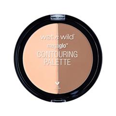 ���� Wet n Wild ����� ��� ���������� Megaglo Contouring Palette Contour E7491 (���� E7491 Dulce de Leche)