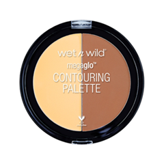 ���� Wet n Wild ����� ��� ���������� Megaglo Contouring Palette Contour E7501 (���� E7501 Caramel Toffee)