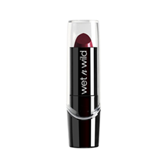 Помада Wet n Wild Silk Finish Lipstick E537A (Цвет E537A Blind Date variant_hex_name 690F2C)  помада wet n wild silk finish lipstick e522a цвет e522a dark wine variant hex name 774f5a