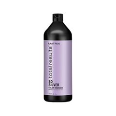 ������� Matrix Total Results Color Obsessed So Silver Shampoo (����� 1000 ��)