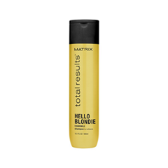 ������� Matrix Total Results Hello Blondie Shampoo (����� 300 ��)