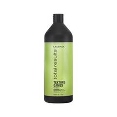 ������� Matrix Total Results Texture Games Shampoo (����� 1000 ��)