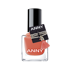 Лак для ногтей ANNY Cosmetics Aloha Hawaii Collection 170.20 (Цвет 170.20 Hang Loose variant_hex_name fd4401)