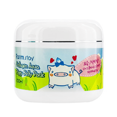 Маска FarmStay Collagen Aqua Piggy Jelly Pack (Объем 100 мл) нolika holika ночная маска для лица pig collagen jelly pack 80 г