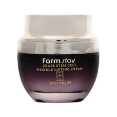 Антивозрастной уход FarmStay Лифтинг-крем Cell Anti-Aging Wrinkle Lifting Cream (Объем 50 мл) крем eldan dmae anti aging cream lifting effect 50 мл