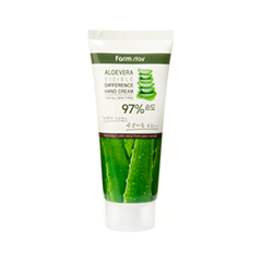 Крем для рук FarmStay Visible Difference Aloe Vera Hand Cream (Объем 100 мл)