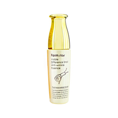 �������������� ���� FarmStay Visible Difference Snail Anti-Wrinkle Essence (����� 50 ��)