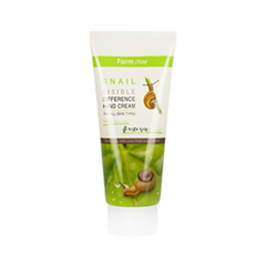 Крем для рук FarmStay Visible Difference Snail Hand Cream (Объем 100 мл)