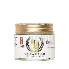 Крем FarmStay Yedameru 8 Complex Horse Oil Cream (Объем 70 мл) недорого