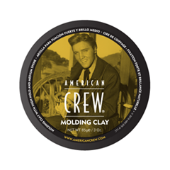 Стайлинг American Crew Глина King Classic Molding Clay. Limited Edition (Объем 85 мл)