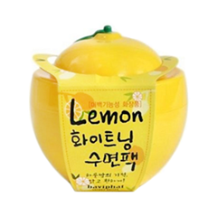 Ночная маска Baviphat Lemon Whitening Sleeping Pack (Объем 100 мл)