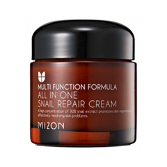 Крем Mizon All-in-One Snail Repair Cream (Объем 75 мл) зарядное устройство red line lite tc 1a 1xusb 1a white usb micro usb white