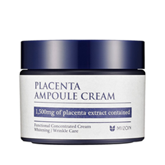 Антивозрастной уход Mizon Placenta Ampoule Cream (Объем 50 мл)