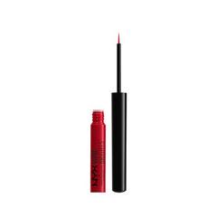 Подводка NYX Professional Makeup Vivid Brights Eyeliner 01 (Цвет 01 Vivid Fire variant_hex_name E6243F)