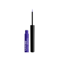 Подводка NYX Professional Makeup Vivid Brights Eyeliner 02 (Цвет 02 Vivid Violet variant_hex_name 795AB8)