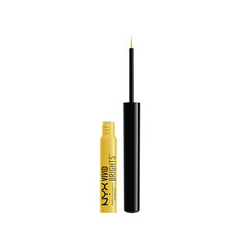 Подводка NYX Professional Makeup Vivid Brights Eyeliner 04 (Цвет 04 Vivid Halo variant_hex_name FAE278)
