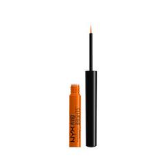Подводка NYX Professional Makeup Vivid Brights Eyeliner 08 (Цвет 08 Vivid Delight variant_hex_name FF8A2C)