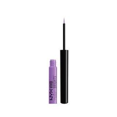 Подводка NYX Professional Makeup Vivid Brights Eyeliner 09 (Цвет 09 Vivid Blossom variant_hex_name 996FB1)