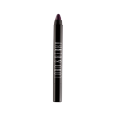 Помада Lord  Berry 20100 Shiny Crayon Lipstick 7284 (Цвет 7284 Diva  variant_hex_name 4C2C3B)