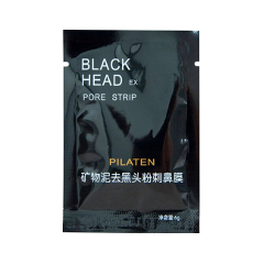 Маска Pilaten Черная маска Black Head Pore Strip (Объем 6 г)