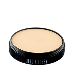 Тональная основа Lord  Berry Cream to Powder 8708 (Цвет 8708 Natural  variant_hex_name F9DDBD)